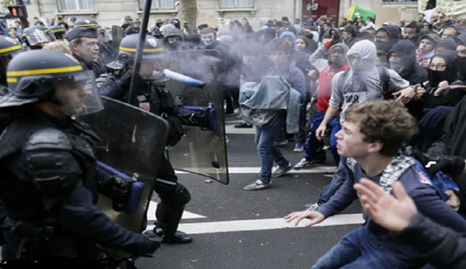 Shape of Things to Come: Paris Riots a Cautionary Tale for Americans +Video