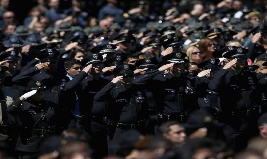 President Trump's Proclamation On Peace Officers Memorial